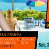 "Get Wet & Go Wild Pool Party ""amBar Island"" – Saturday 29th November 2014"