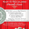 Purcell's Te Deum and Jubilate & Christmas Carols at Christ Church – Wednesday 3rd December 2014