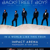 Blackstreet Boys in a world like this tour live in Bangkok @ Impact Arena – Wednesday 6th May 2015