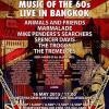 British Invasion Music of The 60′s Live in Bangkok – Saturday 16th May 2015