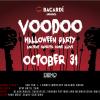 Voodoo Halloween Party @ Demo Nightclub Bangkok – Friday 31st October 2014