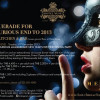 The Ultra-Luxurious Masquerade New Year's Eve Fine Dinning Party – 31st December 2013