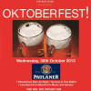 Oktoberfest 2013 at The Red Tiger, Bangkok, 30th October 2013