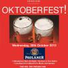 Oktoberfest 2013 at The Red Tiger, Bangkok, 30th October 2013