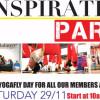November Yogafly Party at Pilates Bangkok – Saturday 29th November 2014