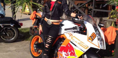 Kae – Bangkok Girl of the Month (April 2015)