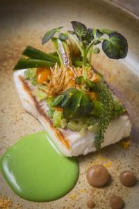 01.Food Shot_One Michelin Star Chef Nicolas Isnard