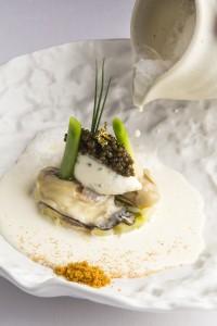 03.Food Shot_One Michelin Star Chef Nicolas Isnard