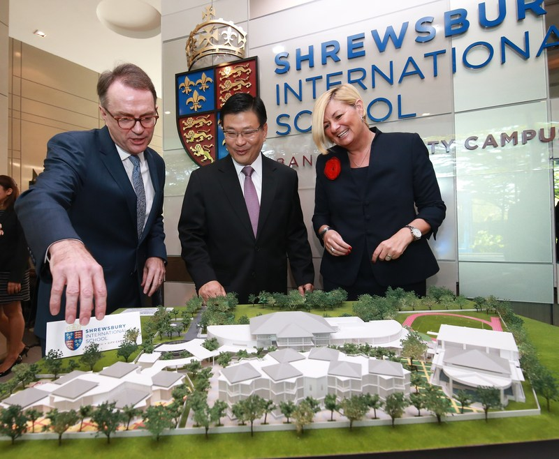 Shrewsbury International School Opens Second Campus in Bangkok with US$78 Million Investment