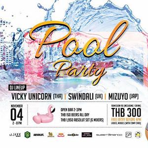 amBAR pool party at amBAR – 4th November 2017