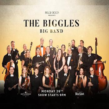 The Biggles Big Band At  Maggie Choo's – 26th February 2018