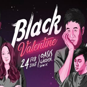 Black Valentine at Oasis Garden | Show DC – 24th February 2018