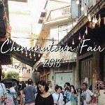 Chinanatown Fair 2018 At Soi NaNa - Chinatown 28th January 2018