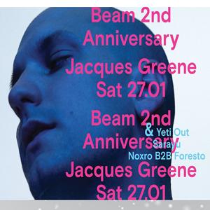 BEAM 2nd Anniversary At Beam – 27th January 2018