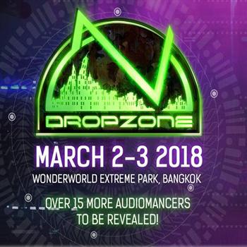 Dropzone Festival Bangkok 2018 At Wonder World Extreme Park 2-3 March 2018