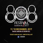 808 Festival 2017 At Oasis Outdoor Arena SHOW DC / 9-10 December 2017