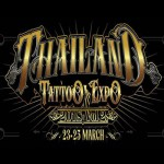Thailand Tattoo Expo 2018 Vol.2 At CentralPlaza Lardprao 23-25 March 2018
