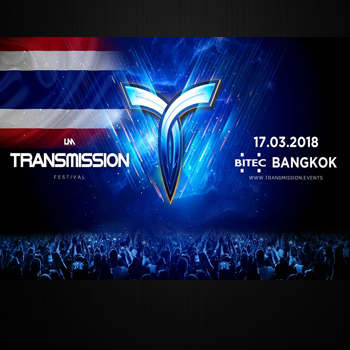 Transmission Festival 2018 At BITEC (Trade and Exhibition Centre) – 17th March 2018