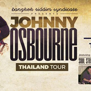 Johnny Osbourne : Godfather of Dancehall At The Overstay – 26th January 2018