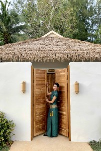 2. welcome to Oasis Tropical Retreat Spa