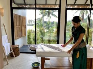3. Treatment Oasis Tropical Retreat Spa