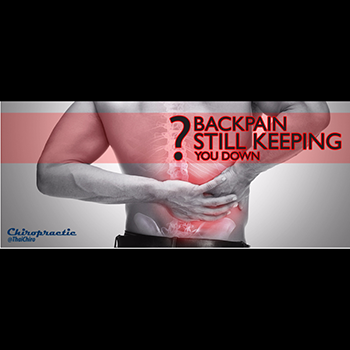 BACKPAIN STILL KEEPING YOU DOWN??  – Thai Chiro Bangkok – The Natural Healing Center