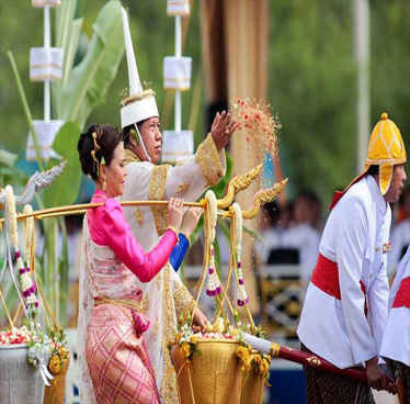 Royal Ploughing Ceremony – Annual Events in Thailand