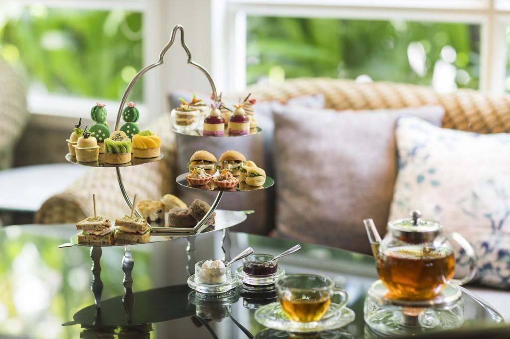 Afternoon Tea, Plaza Athenee Bangkok (1)