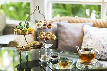 Afternoon Tea, Plaza Athenee Bangkok