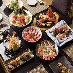 Atarashii Sunday at Utage, Plaza Athenee Bangkok