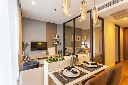 1 bedroom condo for sale at Bright Wongwian Yai, Bangkok