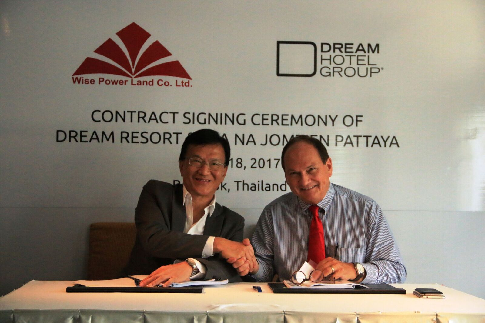Dream Hotel Group Signs Third Location in Thailand
