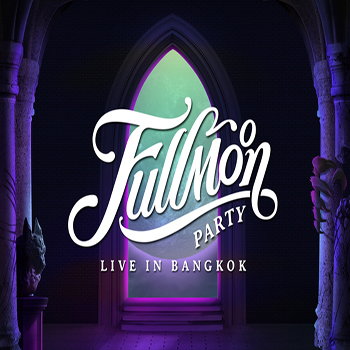 Fullmoon Party Live at BITEC Bangkok – 9 June 2017