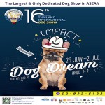 Thailand International Dog Show 2017 at IMPACT - 29 Jun - 2 July