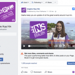 Social Networking and Blogging Service by Inspire Thailand