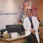 "Thailand's most reputable American Chiropractor Dr Chase at ""The Natural Healing center"". Here to fix all your aches and pains."
