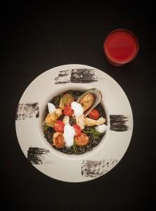 Seafood Risotto-SeaSky