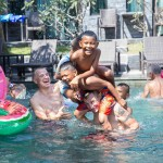 Swimming Pool at 15 Palms 4