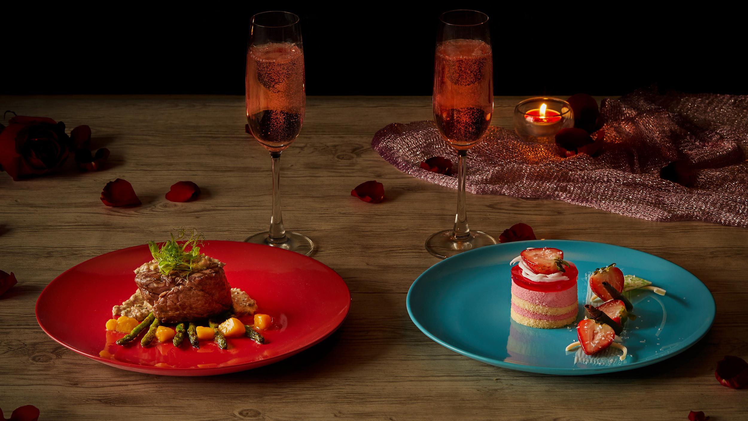 Chef Roberto S Valentine Special At Terrazza Ristorante