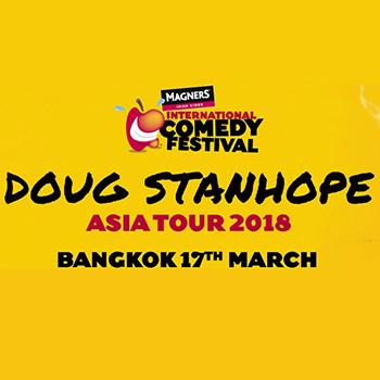 Doug Stanhope at Westin Grand Sukhumvit Bangkok – 17 March 2018
