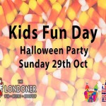 Halloween Kids Fun Day At The Londoner Brew Pub - 29 October 2017