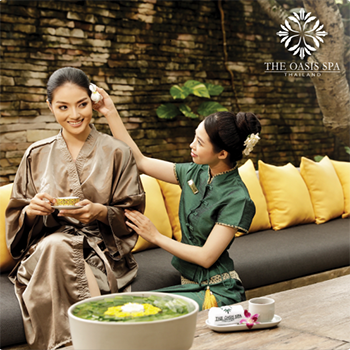 1,699++ Aromatherapy HOT Oil Massage 1 hour 30 mins at Oasis Spa Bangkok – until 31 December 2018