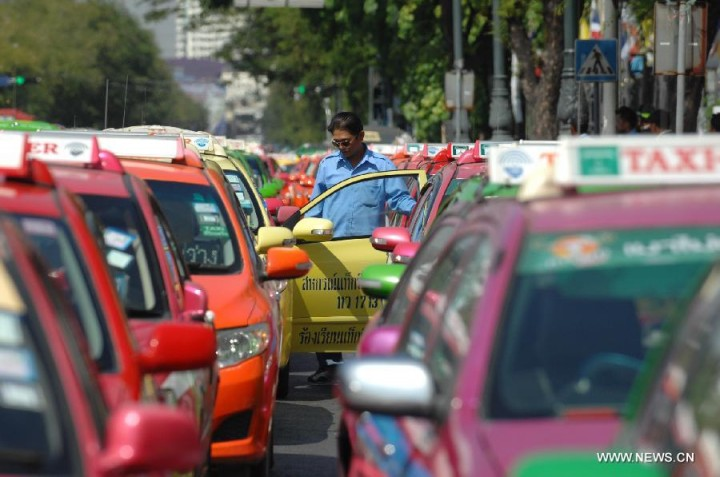bangkok-taxi-problems