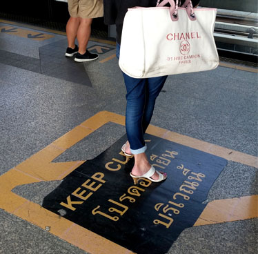 Why don't Thai People Follow the Rules?