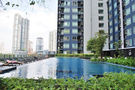 1 bedroom condo for sale at The Base Sukhumvit 77