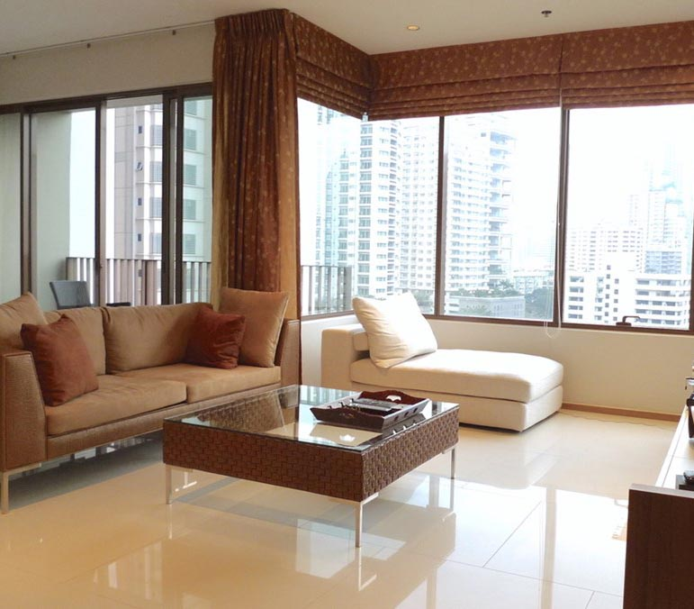 2 Bedroom Condo For Rent Bangkok: Bk Main