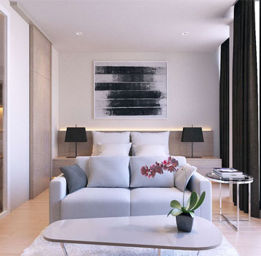 1 bedroom condo for rent and for sale at Noble Ploenchit