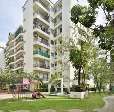 1 bedroom condo for sale with tenant at Millennium Residence, Bangkok