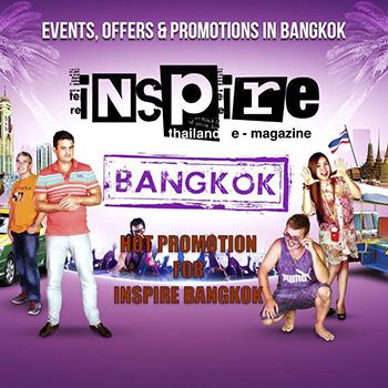 Inspire Bangkok Promotion