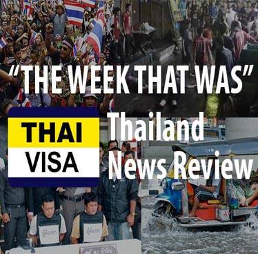 The week that was in Thailand news: The Root of all Evil….Spending.